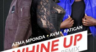 Ugandan female artist AVM Releases 'Whine up remix'