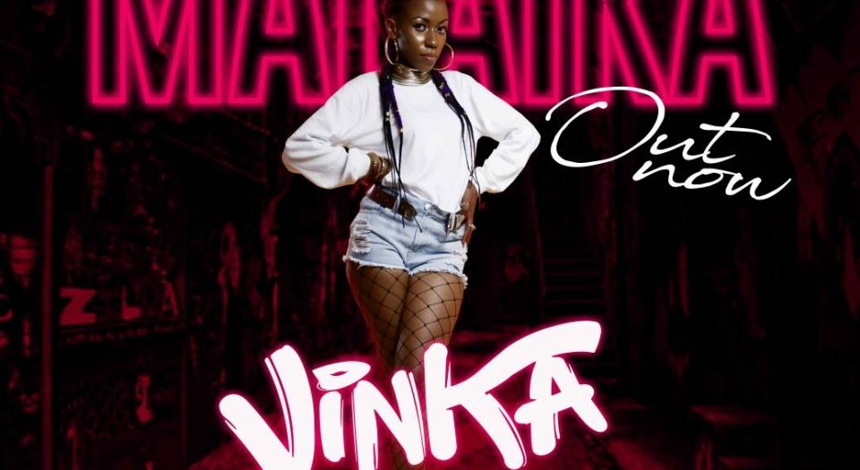 Swangz Avenue's Vinka Releases New Single 'Malaika'