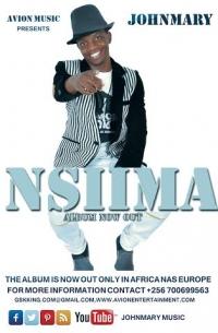 Nsiima  - Johnmary
