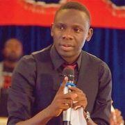 Pastor Wilson Bugembe